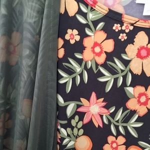 LuLaRoe Lindsay paired with an Irma!
